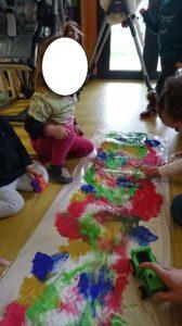 peinture magique a chazelles